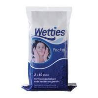 Wetties Pocket Verpakking