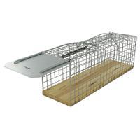 vsi Diervriendelijke Ratten vangkooi 27x9.5x9.5 cm