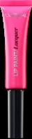Loreal L'oreal Lip Paint Lacquer Lipstick 103 Fuchsia Wars 8 ml.