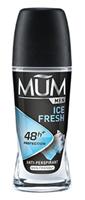 Mum Deoroller For Men - Ice Fresh 50ml