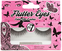 W7 Flutter Eyes Nepwimpers - 02