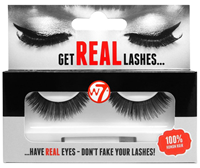 W7 Nepwimpers HL02 - Get Real Lashes