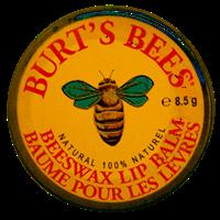 Burt's Bees Lipbalm Tin Beeswax