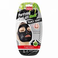 Purederm Purifying Peel-off Mask Black Head Trio (3 Ex)