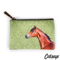 Catseye London Horse Flat Bag