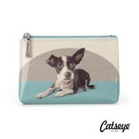 Catseye London Etching Dog Pouch