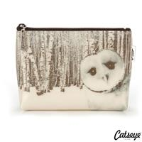 Catseye London Owl in Woods Small Bag