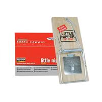 peststop PEST STOP Little Nipper Rattenval Lokstof 1 stuk(s)