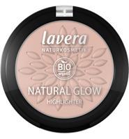 Lavera Natural Glow Highlighter Rosy Shine 01 (4.5g)
