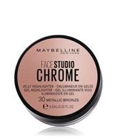 Maybelline New York 30 Metallic Bronze Facestudio Chrome Jelly Highlighter 8.6 ml
