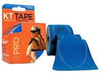 KT Tape Pro Strips Donkerblauw