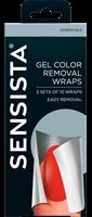 SensatioNail Sensista Gel Color Removal Wraps