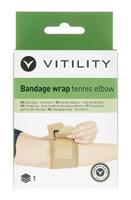 Vitility Bandage wrap tennisarm 1 stuk