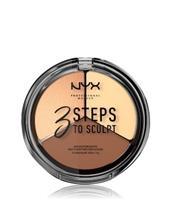 NYX Professional Makeup Light 3 Steps To Sculpt Contouring 5g