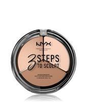 NYX Professional Makeup Fair 3 Steps To Sculpt Contouring 5g