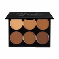Sleek Dark Cream Kit Contouring 12g