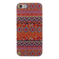 Xccess Cover Apple iPhone 5/5S/SE Orange Aztec -