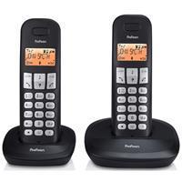 Profoon DECT Telefoons Draadloos PDX-1120 2 stuks