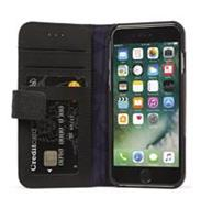 Decoded Wallet Case iPhone 8 / 7 / 6s - Black