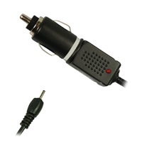 Scanpart Car Charger Nokia DC-4 Comparable 500 mA Black