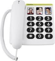doro Seniorentelefoon  PhoneEasy  wit