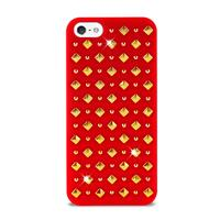 Puro Studs Backcover iPhone SE / 5S / 5