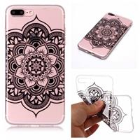 CasualCases Softcase henna lotus hoes iPhone 7 Plus / 8 Plus