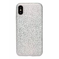 Lunso ultra dunne backcover hoes - iPhone X / XS - stingray wit