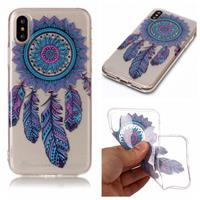 CasualCases Softcase dromenvanger hoes iPhone X / XS