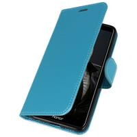 CasualCases Bookwallet hoes - Huawei P Smart - shiny lichtblauw