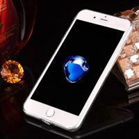 Apple Voor iPhone 7 Epoxy druipend Transparant sterrenhemel zachte TPU beschermings hoesje backcover