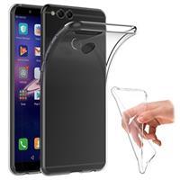 Huawei Honor 7X Ultradunne TPU Case - Kristalhelder