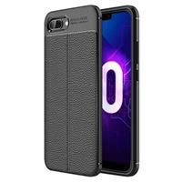 Slim-Fit Premium Huawei Honor 10 TPU Case - Zwart