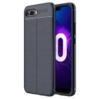 Slim-Fit Premium Huawei Honor 10 TPU Case - Donkerblauw