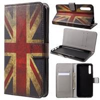Style Series Huawei P20 Pro Wallet Case - Union Jack