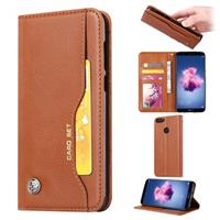 Card Set Serie Huawei P Smart Wallet Case - Bruin