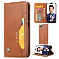 Card Set Serie Huawei Honor 10 Wallet Case - Bruin