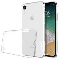 Nillkin Nature Series 0.6mm iPhone XR TPU Case - Doorzichtig