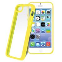 iPhone 5C Puro Clear Cover - Geel