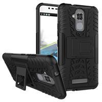 Asus Zenfone 3 Max ZC520TL Anti-Slip Hybrid Case - Zwart