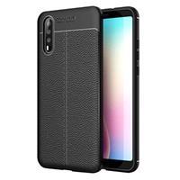 Slim-Fit Premium Huawei P20 TPU Case - Zwart