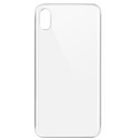 B2Ctelecom Apple iPhone X | Xs TPU Hoesje Transparant