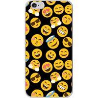 B2Ctelecom Apple iPhone 6 | 6S Uniek TPU Hoesje Emoji's
