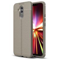 Slim-Fit Premium Huawei Mate 20 Lite TPU Case - Grijs