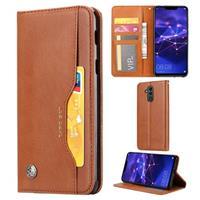 Card Set Serie Huawei Mate 20 Lite Wallet Case - Bruin