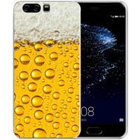 B2Ctelecom Uniek TPU Hoesje Bier Huawei P10 Plus