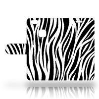B2Ctelecom Uniek Design Hoesje Zebra Huawei P10 Lite