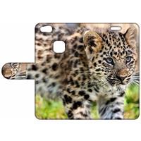 B2Ctelecom Design Hoesje Baby Luipaard voor de Huawei P10 Lite