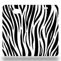 B2Ctelecom Huawei Y5 II | Y6 II Compact Uniek Hoesje Zebra