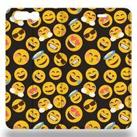 B2Ctelecom Uniek Design Hoesje Emoji's Huawei P10 Plus